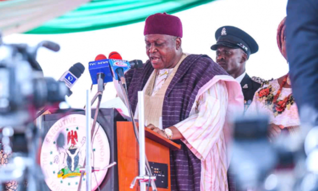A Mission to Rescue Taraba 2: What Should TARABANS EXPECT OF Gov. DARIUS