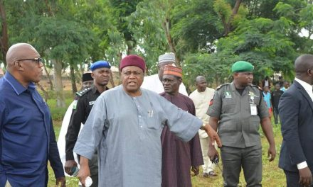 Gov. Darius: Expanding Business hub in Taraba by MSHELIA