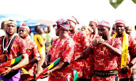 IGBO ANNUAL FESTIVAL 2019 IN GOMBE