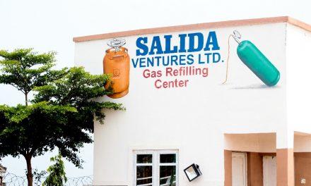 Why Salida Gas Plant ?