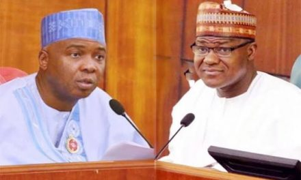SARAKI AND DOGARA: A VOICE CRYING IN THE WILDERNESS, THERE'S A RETURN SOON.
